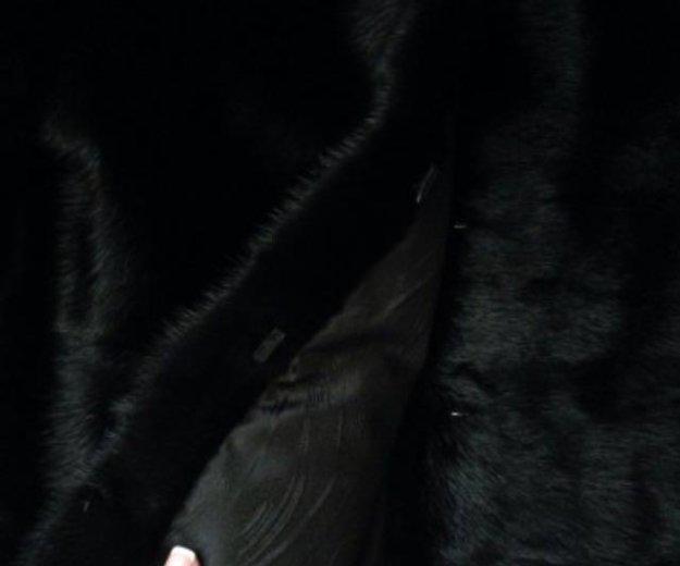 Норковая шуба новая. Фото 3. Москва.