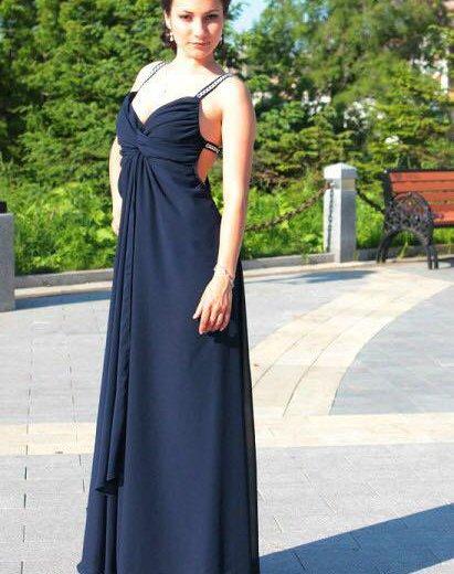 Вечернее ( выпускное) платье. Фото 2. Владивосток.