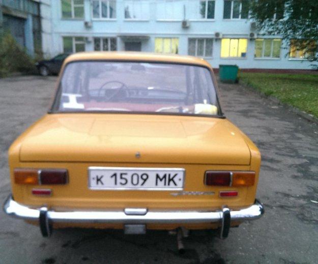 Ваз 2101. Фото 1. Москва.