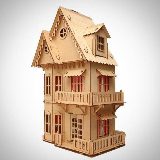 Кукольный домик. Фото 2. Новосибирск.