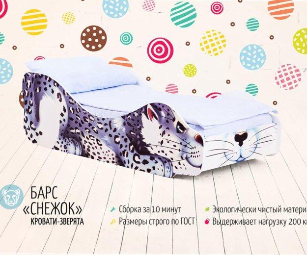 Кроватки -зверята. Фото 1. Хабаровск.