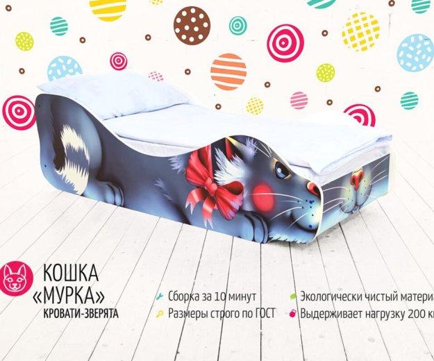 Кроватки -зверята. Фото 3. Хабаровск.