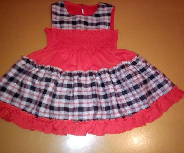 Платье для девочки новое. Фото 1. Братск.