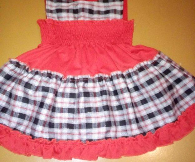 Платье для девочки новое. Фото 2. Братск.