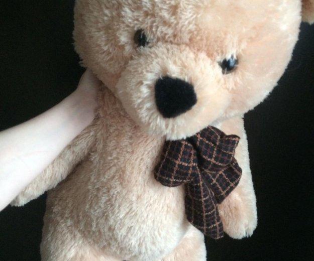 Плюшевый медведь. Фото 2. Москва.