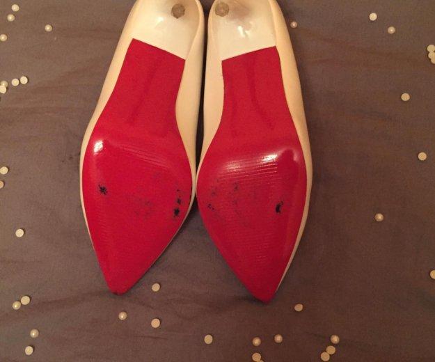 Свадебные туфельки р-р 36. Фото 2. Хабаровск.