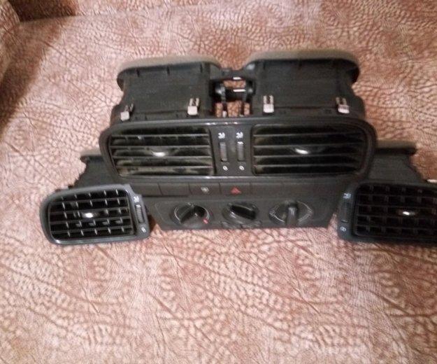 Комплект дефлекторов воздуховода. Фото 2. Новочебоксарск.