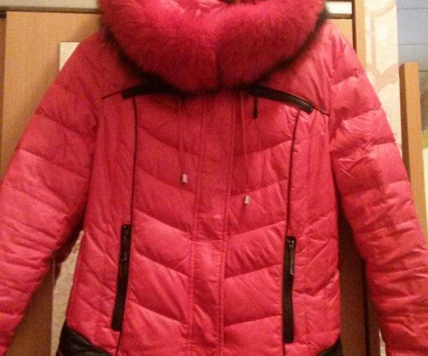 Зимния куртка. Фото 1. Ангарск.