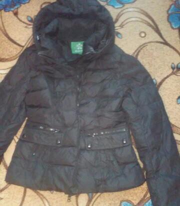 Продам зимнюю курточку. Фото 1. Екатеринбург.