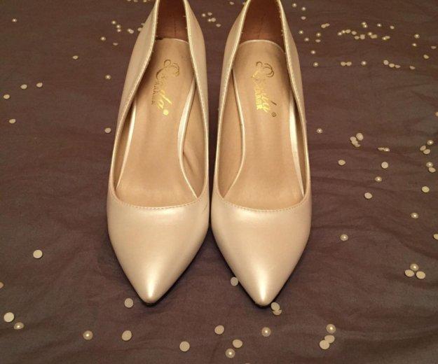Свадебные туфельки р-р 36. Фото 4. Хабаровск.
