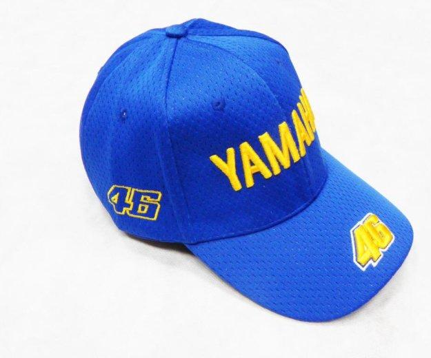 Кепка yamaha 46 синяя. Фото 1. Уссурийск.