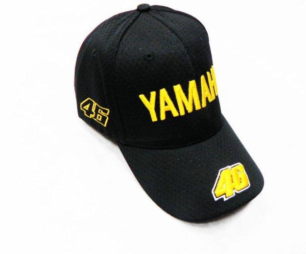 Кепка yamaha 46 чёрная. Фото 1. Уссурийск.