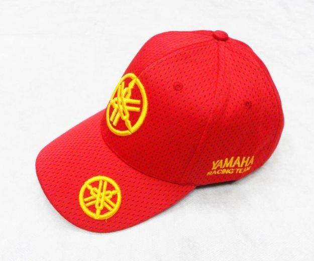 Кепка yamaha красная. Фото 1. Уссурийск.