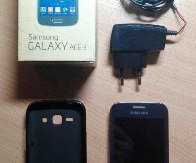 Samsung galaxy ace 3. Фото 1. Красноярск.