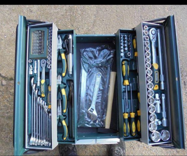 Новый набор инструментов ,  kraftool, германия. Фото 3. Благовещенск.