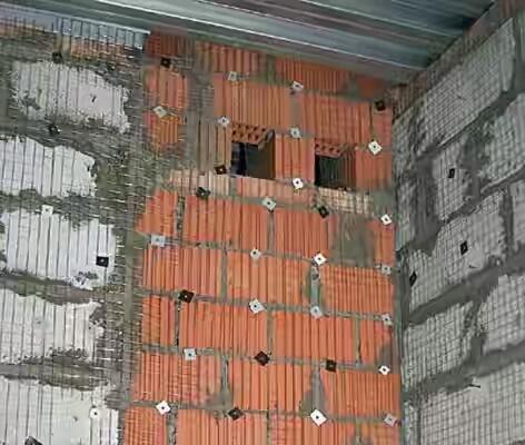 Сетка базальтовая. Фото 1. Курск.
