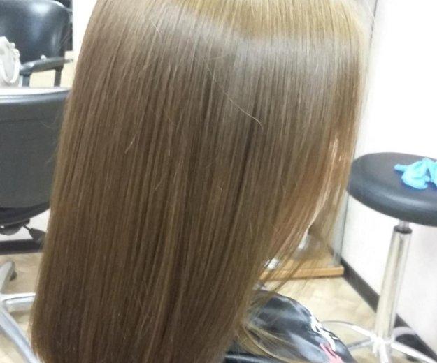 Горячее обертывание волос. Фото 4. Юбилейный.
