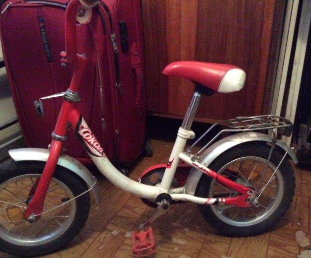 Велосипед детский. Фото 2. Красноярск.