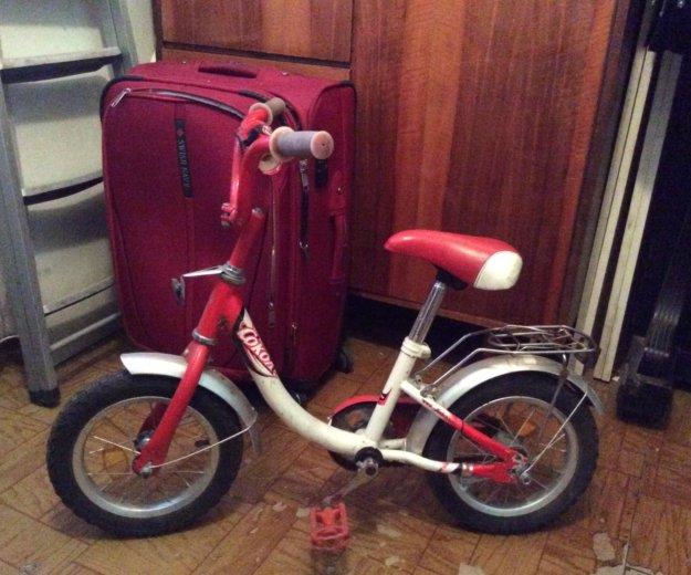 Велосипед детский. Фото 1. Красноярск.