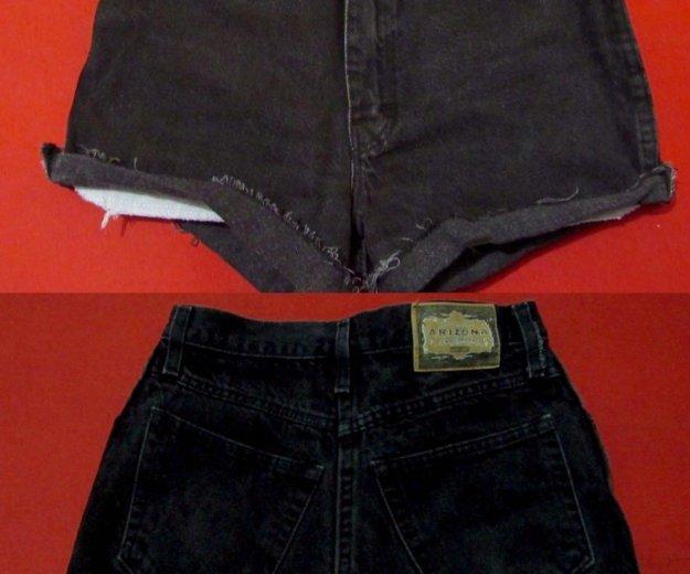 Джинсовые шорты. Фото 1. Липецк.