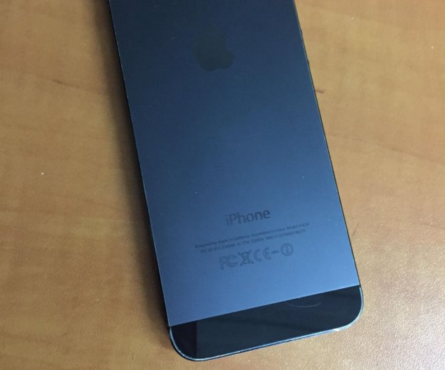 Apple iphone 5 16gb. Фото 1. Иркутск.