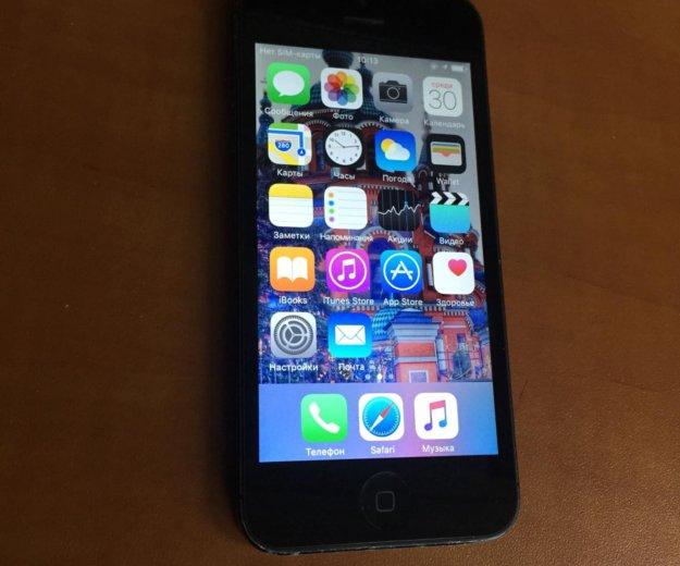 Apple iphone 5 16gb. Фото 2. Иркутск.