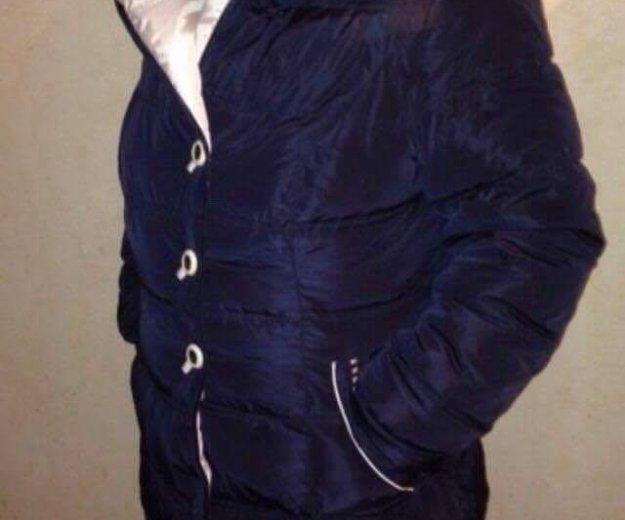 Пальто пуховик. Фото 1. Москва.