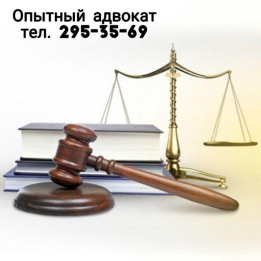 Адвокат. гражданский и уголовный процесс. Фото 1. Владивосток.