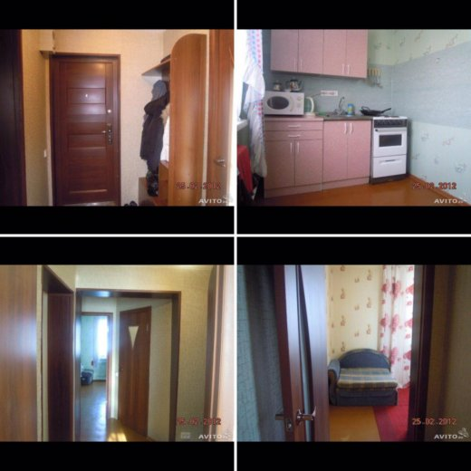 Трех комнатная квартира в богучанском районе. Фото 2. Красноярск.