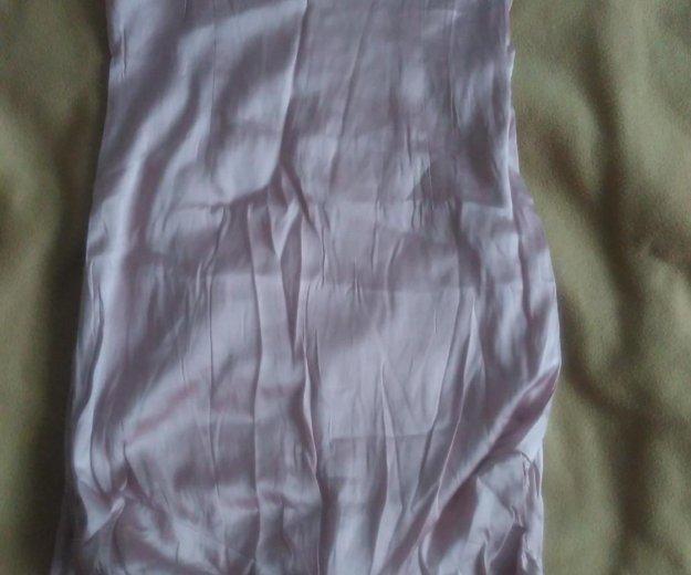 Шелковое платье. Фото 2. Владивосток.