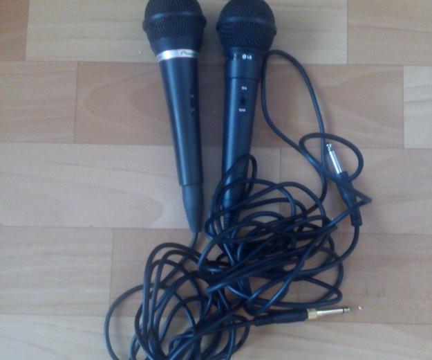 Микрофон. Фото 1. Комсомольск-на-Амуре.