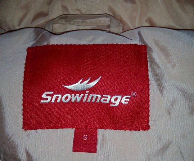 "Пуховик""snowimage"". Фото 3."