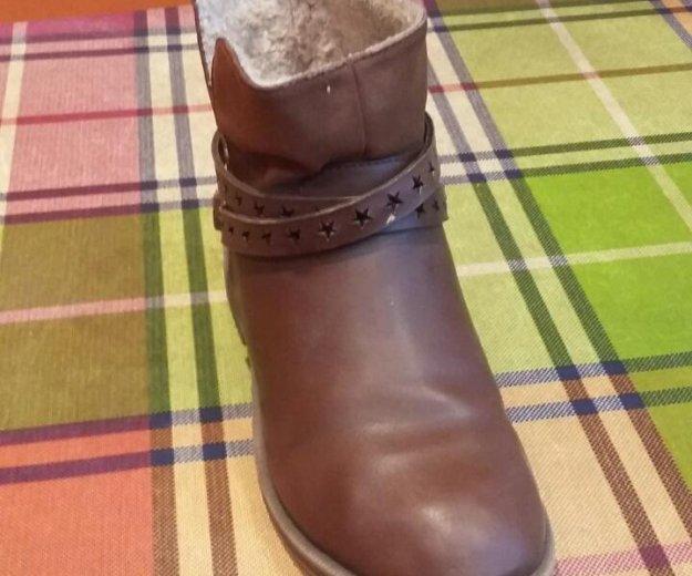 Ботинки осень-весна. Фото 2. Омск.