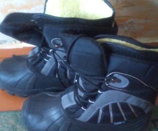 Зимние батинки. Фото 1. Иркутск.