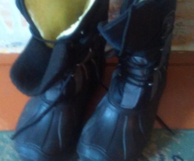 Зимние батинки. Фото 2. Иркутск.