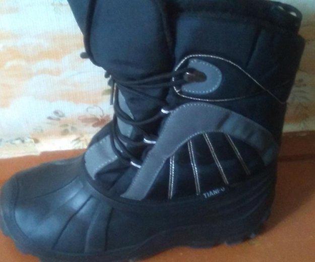 Зимние батинки. Фото 4. Иркутск.