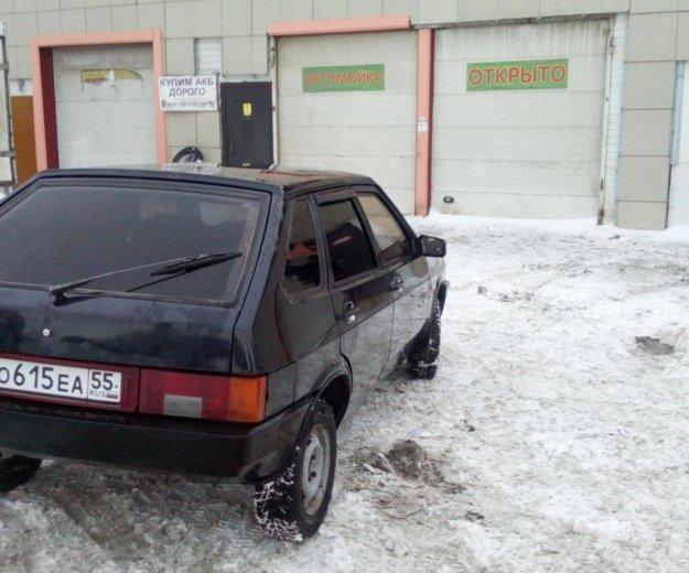 Машина. Фото 2. Омск.