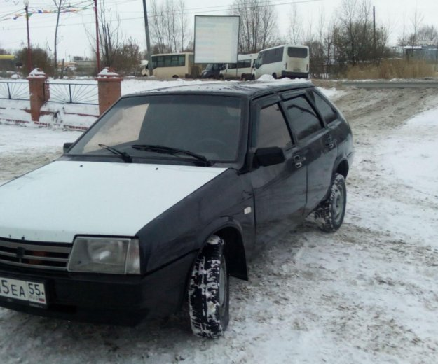 Машина. Фото 4. Омск.