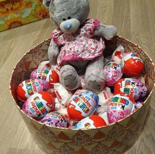 Подарки. Фото 1. Москва.