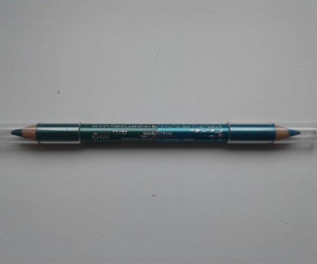 Двусторонний карандаш для глаз двойная игра. Фото 1. Находка.