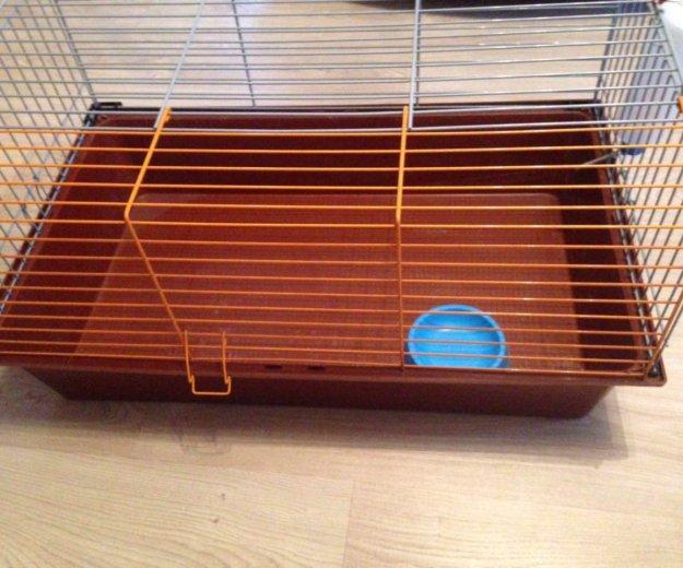 Клетка для кролика. Фото 2. Иркутск.