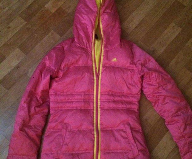 Куртка adidas original. Фото 1. Красноярск.