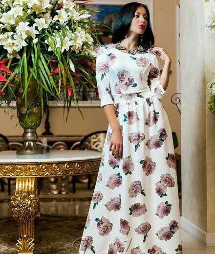 Вечернее платье. Фото 1. Новокузнецк.