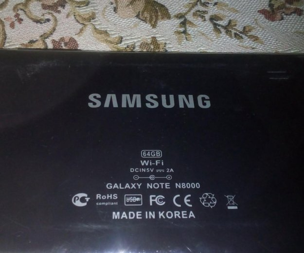 Samsung galaxy note n8000 64 гб. Фото 2. Нефтеюганск.