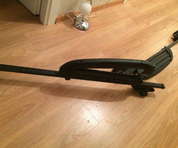 Багажник для лыж thule. Фото 2. Магнитогорск.