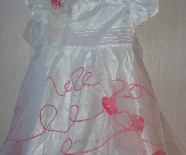 Платье на девочку. Фото 1. Хабаровск.
