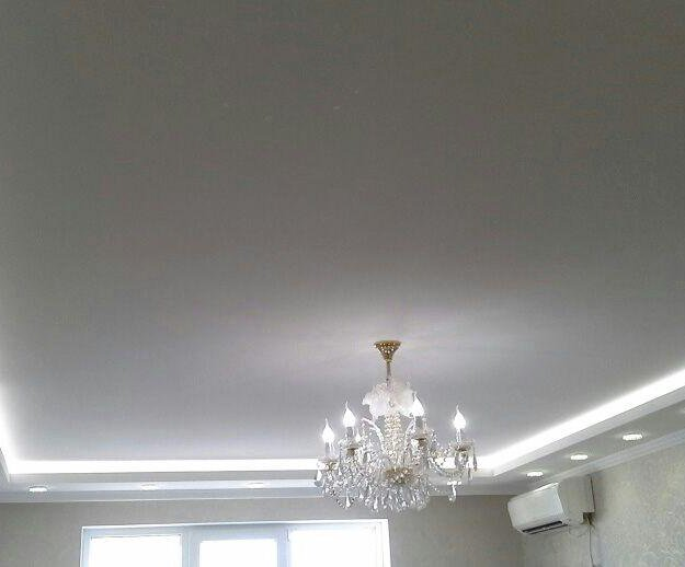 Натяжные потолки, услуги электрика. Фото 2. Барнаул.