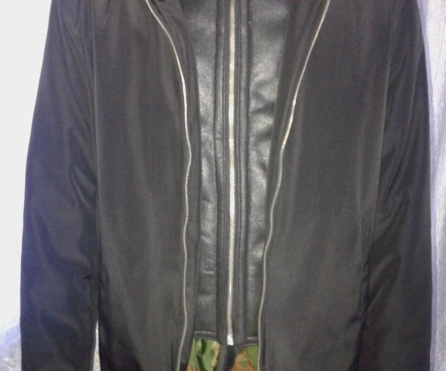 Куртка на крольечьем меху. Фото 2. Краснодар.