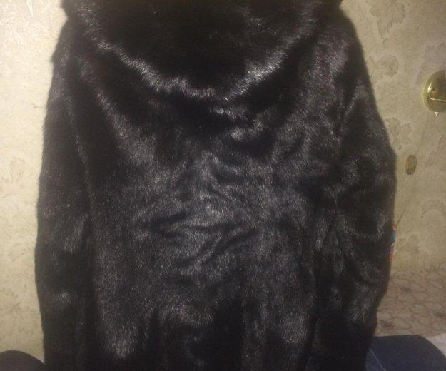 Норковая шуба. Фото 3. Пенза.