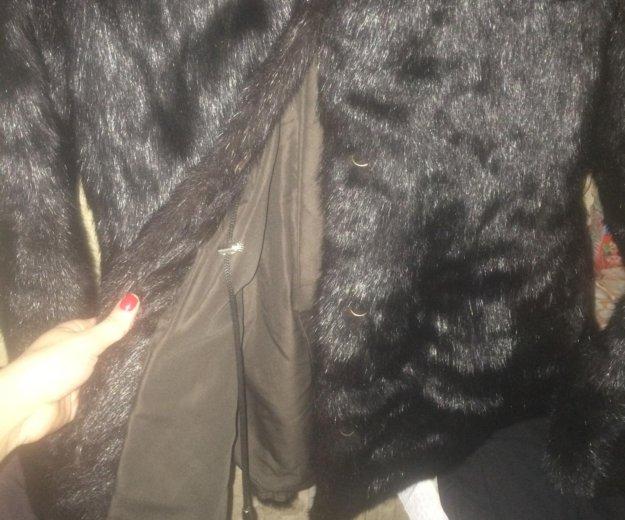 Норковая шуба. Фото 4. Пенза.